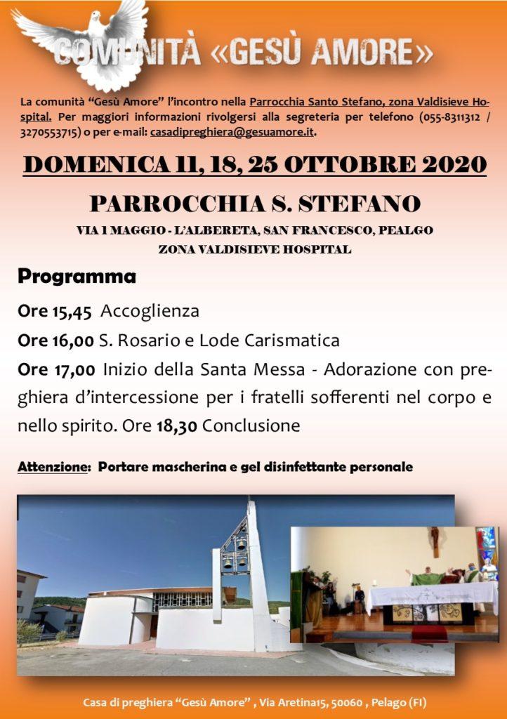 programma Ottobre 2020